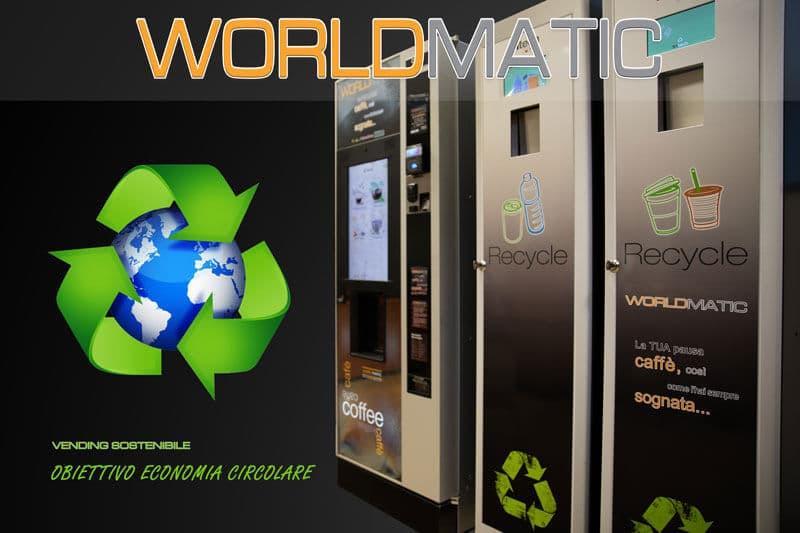 distributore Automatico e Sostenibilità